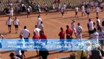 2ème tour, première phase M1, France Quadrettes, Sport Boules, Saint-Denis-lès-Bourg 2015