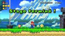 New Super Mario Bros U: Passages Secrets Mondes 1, 2, 3, 4 et 5 (HD)