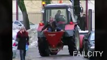 ULTIMATE TRACTOR FAILS 2015 ★ EPIC 8mins  Tractors FAIL WIN Compilation epic fails 2015