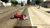 Vanossgaming GTA 5 EPIC STUNTS FAILS GTA 5 Funny Moments & WTF