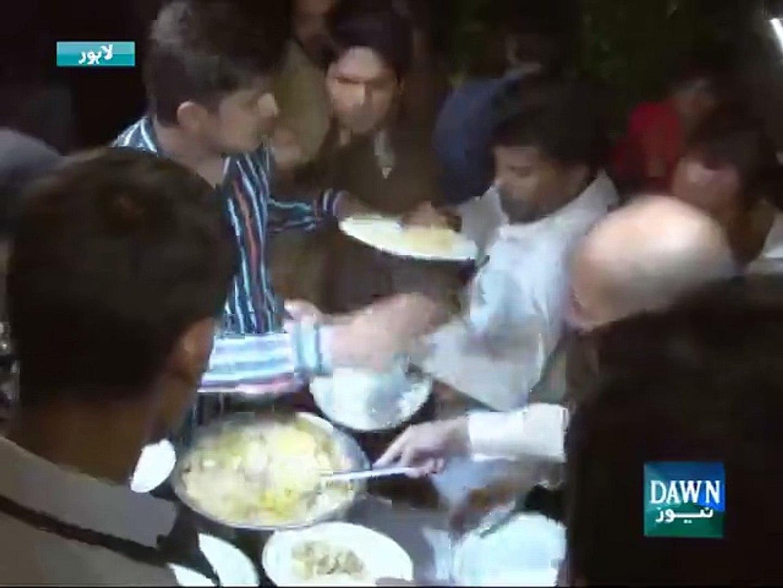 PTI Aur PMLN Ka Aapas Mein Muk Muka Ho Gaya Hai - Chaudhry Sarwar's Slip of Tongue