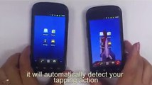 Video tutorial: How to transfer your files using a NFC-enabled Android smart phone - Tap to share