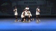 RHYTM BOYS categoria infantil MOD Mallorca 2015
