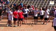 Premier tour, première phase, France Quadrettes, Sport Boules, Saint-Denis-lès-Bourg 2015