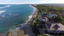 Kite Beach Cabarete Aerial Video