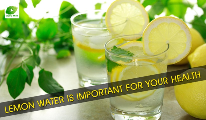 Lemon Water Is Important For Your Health | Best Health Tips | Educational Videos