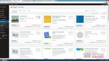 009.Wordpress Telugu Tutorials - How to create Website in Wordpress Part09. Contact Us Page