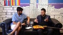 Entrevista Carlos Garo - Noise Off Unplugged (Directo)