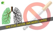 Tips For Detox Smokers Lungs | Best Health Tips | Educational Videos