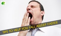 Tips To Help You Fall Asleep Faster | Best Health Tips | Educational Videos