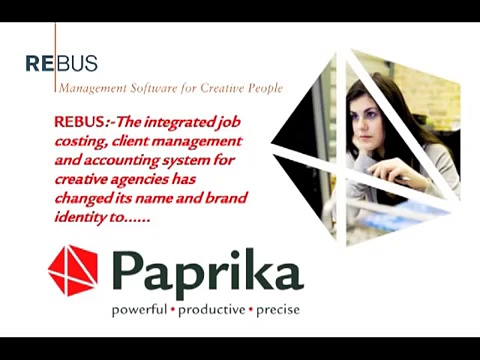 Paprika Software – Advertising Agency Software – Project Managment Software