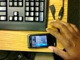 Nokia N8 USB On The Go: SNES emulator/Killer Instinct and PC Keyboard controls
