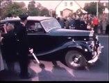 15. oktober 1961 - Kong Frederik og Dronning Ingrid besøger St. Magleby Kirke