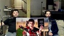 Renegades React to... Epic Rap Battles of History: Shaka Zulu vs. Julius Caesar