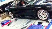 R33 GTS-T Skyline dyno run , 570HP ATWs , TOP RPM BUILT RB25 , Dyno Day