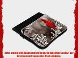 V?gel 10034 Papagei Wasserfest Neopren Weich Zip Geh?use Computer Sleeve Laptop Tasche Schutzh?lle