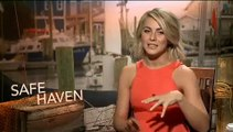 Julianne Hough Safe Haven Hair Video Dailymotion