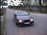 BMW 328 e36 Schnitzer Great Exhaust Sound (Donuts)