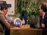 Game Over: Kasparov vs the machine