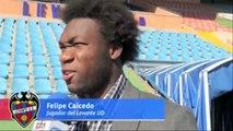 "Felipe Caicedo Levante ""Redemption"""