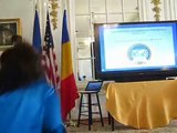 Lansare LSRS SUA - Speech Sebastian Burduja, Presedintele LSRS