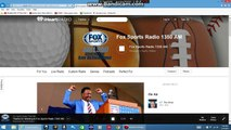 Listening To Fox Sports Radio 1350 AM Riverside's Sports Station #6