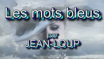 Les mots bleus par Jean-Loup