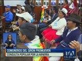 Comuneros de Girón promueven consulta popular por la minería