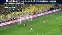 Fenerbahce S.K. Vs Shakhtar Donetsk Highlights 2015