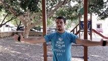 Greek street workout calisthenics Promo Giorgos Dramitinos