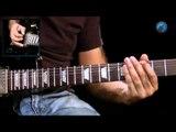 Harmônicos na Base de Blues/Rock (aula de blues guitar)