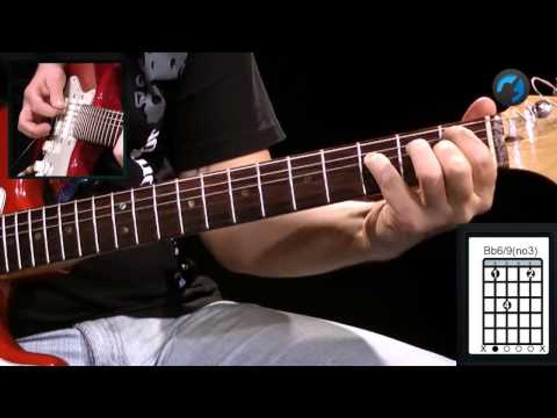 Lulu Santos - Casa - (como tocar - aula de guitarra)