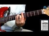 Aula Técnica para Iniciantes - C.A.G.E.D - Shape E (aula de guitarra)
