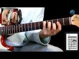 Aula Técnica para Iniciantes - C.A.G.E.D - Shape C (aula de guitarra)