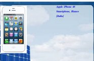 Apple iPhone 4S Smartphone  Bianco
