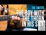 The Smiths - The Boy With The Thorn In His Side (aula de violão)