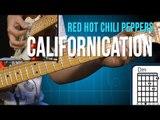Californication - Red Hot Chili Peppers - Aula de Guitarra