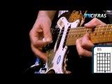 The Offspring - Pretty Fly (For a White Guy) - Aula de guitarra no TV Cifras