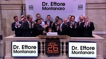 Dr. Ettore Montanaro New York Stock Exchange NYSE
