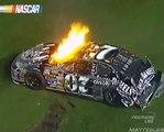 NASCAR Daytona 2007 - 3 CLOSE FINISHES!
