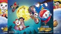 Doraemon ドラえもん 1123, タンポポ空を行く, アニメーション