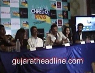 Chhello Divas Gujarati Film cast & crew in Ahmedabad