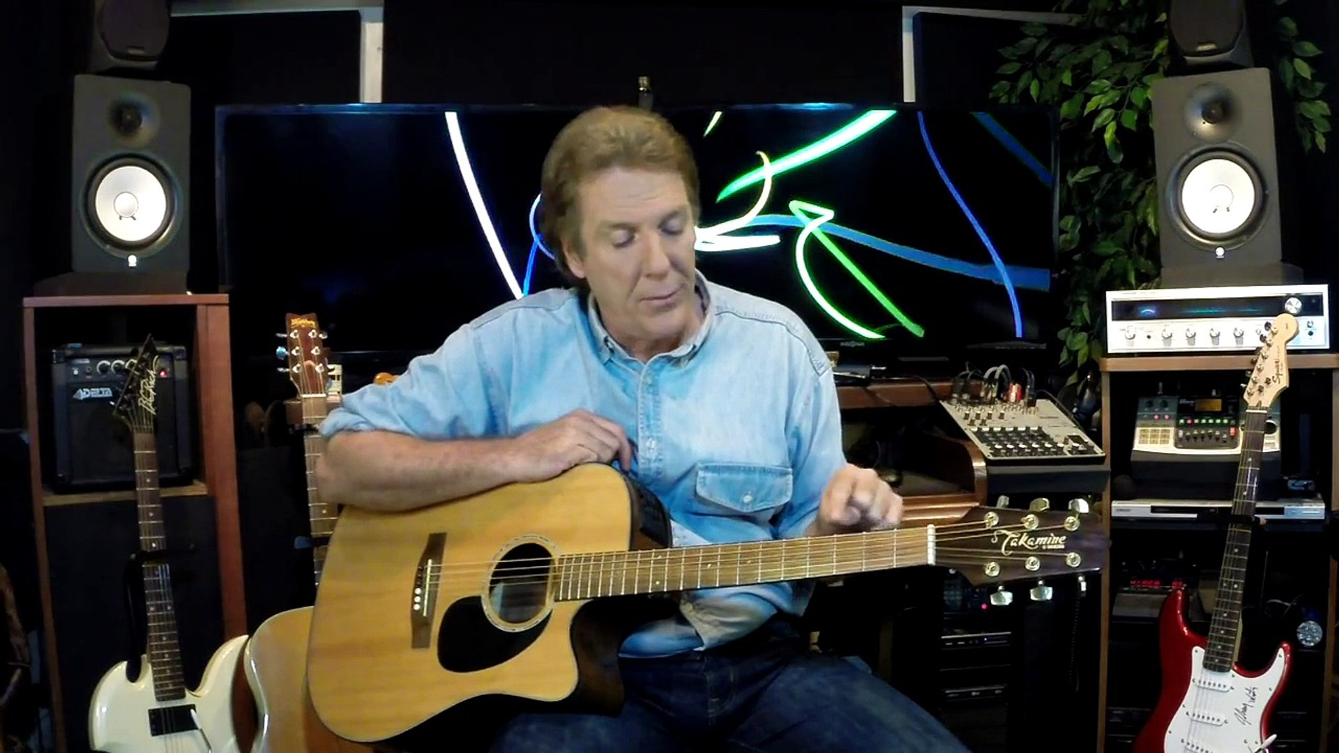 How to Play Guitar for Beginners, Geoff Warren guitar lessons, Learn to Play Guitar