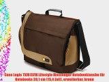 Case Logic TKM15FM Lifestyle Messenger Notebooktasche f?r Notebooks 391 cm (154 Zoll) erweiterbar