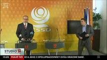 Bohuslav Sobotka: Vláda na Šluknovsku přilévala olej do ohně