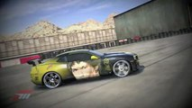 Bruce Lee - Game of Death - Forza 3 Painting