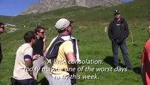 Fiesch XC Paragliding July 2009
