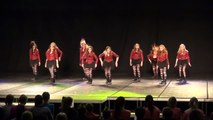 Glamorous Dance, Latvia - Monster INC - Street dance show 2nd place, Street Dance Cup 2013