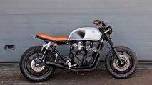 Custom Honda CB750 by Lab Motorcycle Motorcycle Bike MOTO МИР 2015