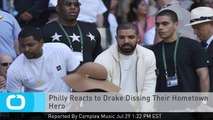 Philly Reacts to Drake Dissing Their Hometown Hero
